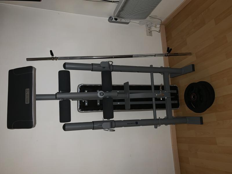 Banc De Musculation Bm210 Materiel