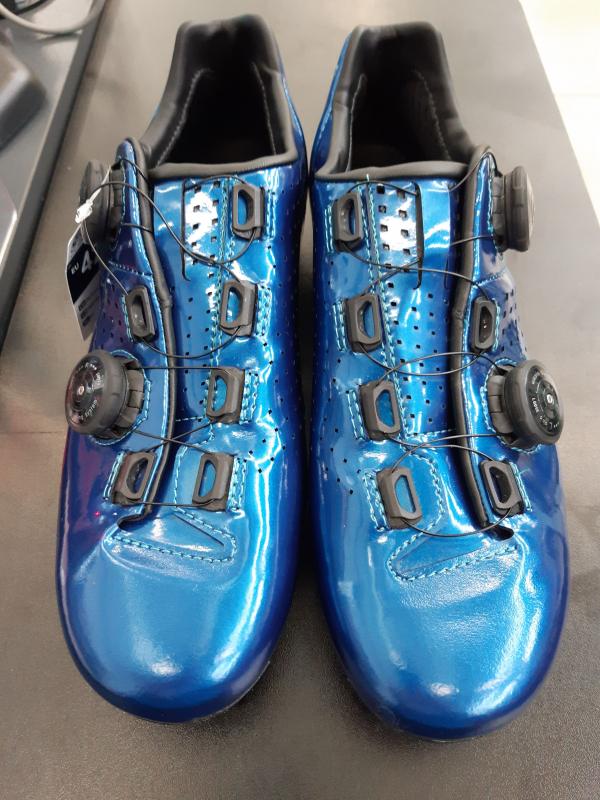 Scarpe ciclismo ROADR 900 azzurre