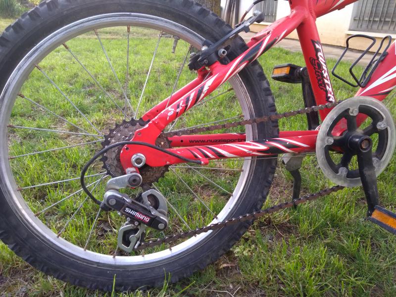 Bicicletta Nuzzi Twister