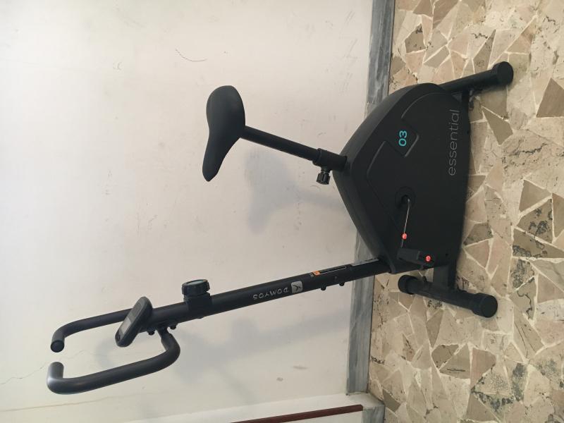 domyos cyclette essential