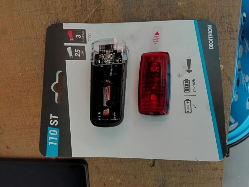 Set lumini LED ST 110