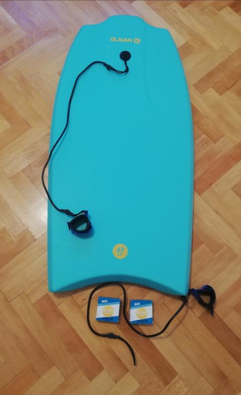 Placa Bodyboard 100