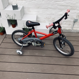 Vélo enfant 3-6 ans Decathlon Btwin