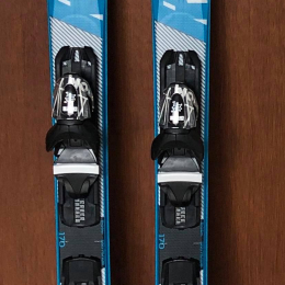 paire de skis ROSSIGNOL React2 hommes 170