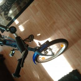 Sehr gut, kaum befahrenes Fahrrad für die Nachwuchsradler
