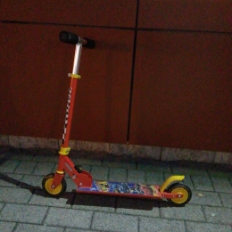 Cars Scooter