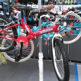 Bicicleta plegable 20 pulgadas topbike