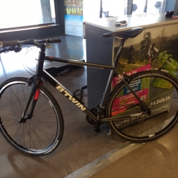 Bicicleta truhán 540