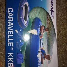 Barca hinchable caravelle
