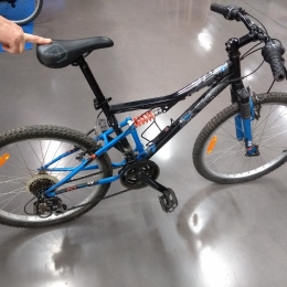 Bicicleta 24'