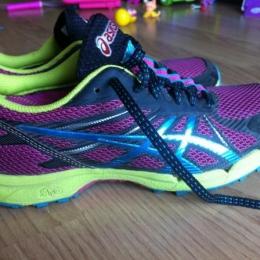 Zapatillas mujer Trail Running Asics Gel-Fuji Racer 3