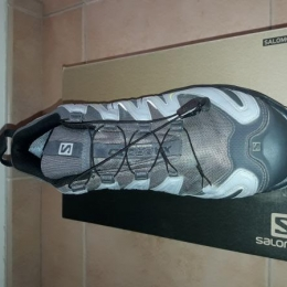 Zapatillas trekking Salomon