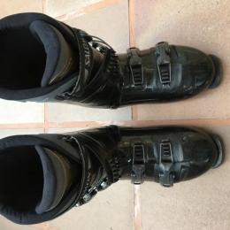Botas esquí Salomon talla 30.0