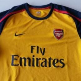 Camiseta de futbol Arsenal