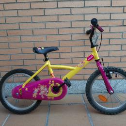 4ba0fcbd78f Bicicleta de Niña Decahtlon 16