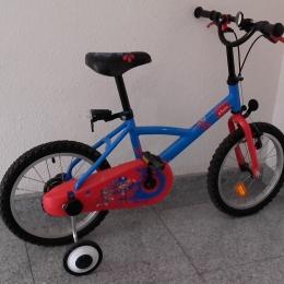 Bicicleta niños 3-5 años 14 pulgadas
