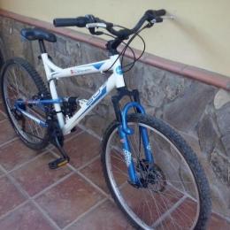 """Bici MTB 26"""" 21V C"""