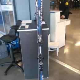 Esquís Salomón aeromax 165