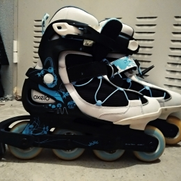 PATINES ROLLER FIT5 MUJER