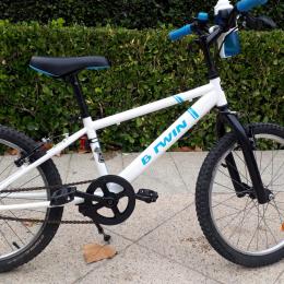 Bicicleta Rockrider st 100