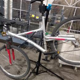 Bicicleta gris