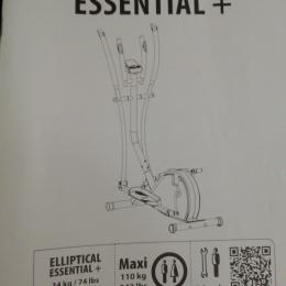 Elíptica essential +