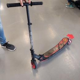 Oxelo patinete rojo