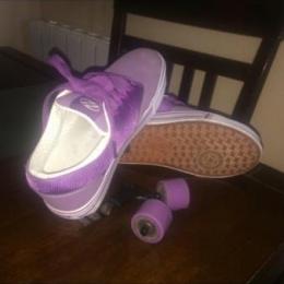 Zapatillas de rueda