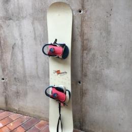 TABLA SNOWBOARD CASI NUEVA