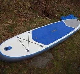 "Paddle surf 10,7"""