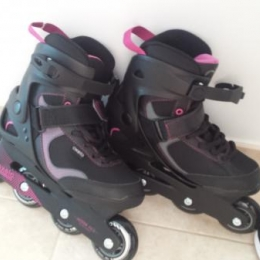 Patines Oxelo sin usar