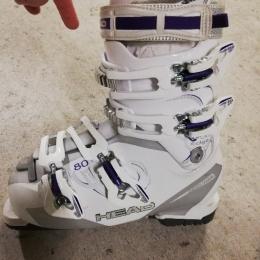 Chaussures ski HEAD edge flex 80