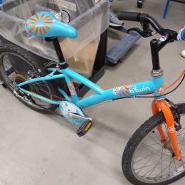 Vélo 100% for girls