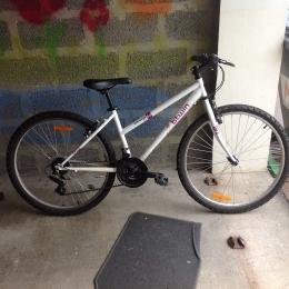 VTT b'twin rockrider5.0