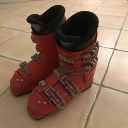 L Pedzq 312 Salomon De Ski Instinctive Chaussures qwvntaB