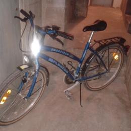 Vélo sheffield splendor