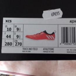 Adidas 44 Chaussure À Pointure Pointes Tw8AIEq