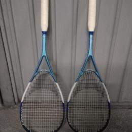 2 Raquettes de squash