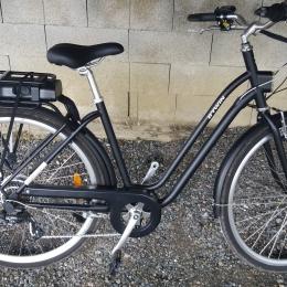 Vélo électrique elops 500e