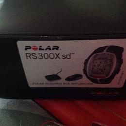 Montre polar rs300Xsd