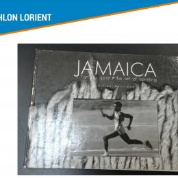 Livre JAMAICA - l'art du sprint