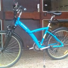 B'twin original 500 bleu taille M