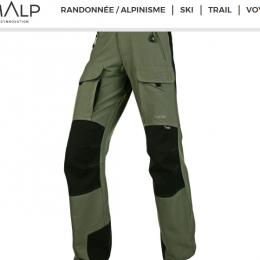 pantalon MONTAGNE taille 46