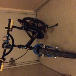 Vélo btwin pirabike