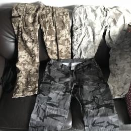 Pantalon chasse steppe 300