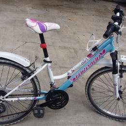 "Bicicletta TORPADO 24""  Bici ragazza"