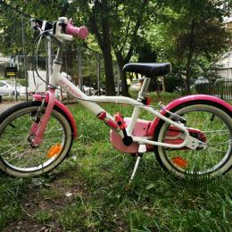 """Bicicleta b'twin 16"""""""